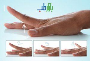 افزایش انعطاف انگشتان