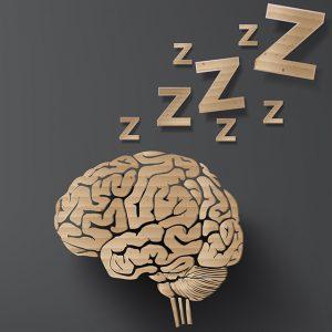 به خواب رفتن مغز در مواقعی خستگی