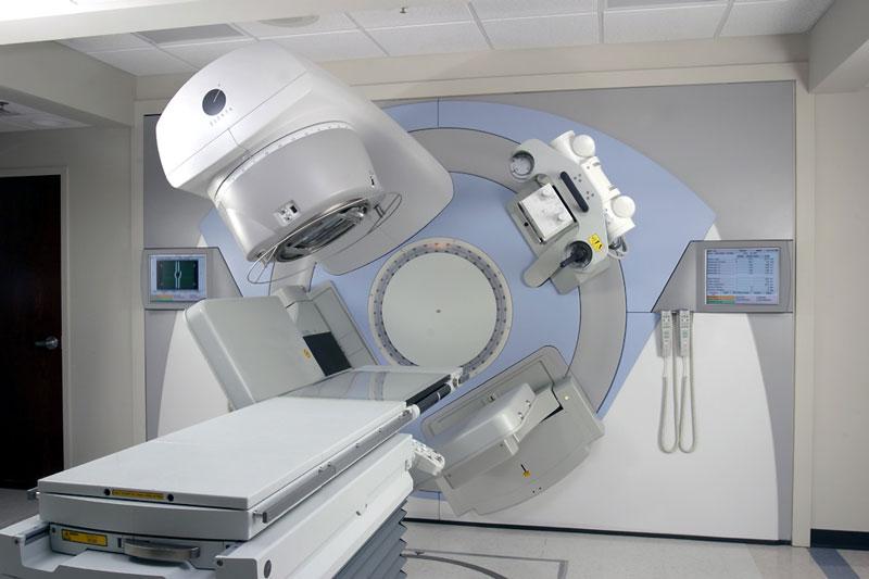 درمان تومورهای چشمی و مغزی با رادیوتراپی داخلی