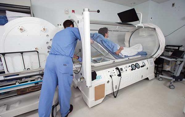درمان زخم پای دیابتی با اکسیژن مفید نیست