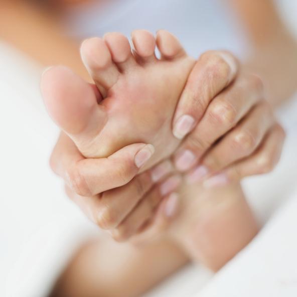 علائم و درمان زخم پای دیابتی
