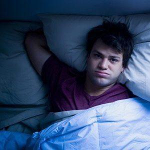هرگز در حالت عصبانیت نخوابید