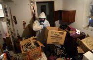 وسایل آلوده در خانه