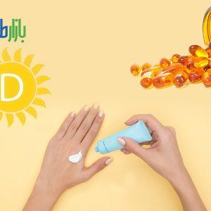 ویتامین دی سوختگی