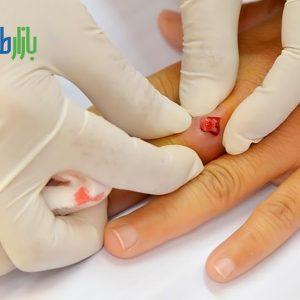 درمان زخم باز عفونی