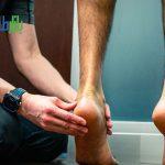 آسیب تاندون آشیل پا