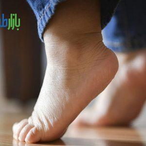 راه رفتن روی پنجه پا