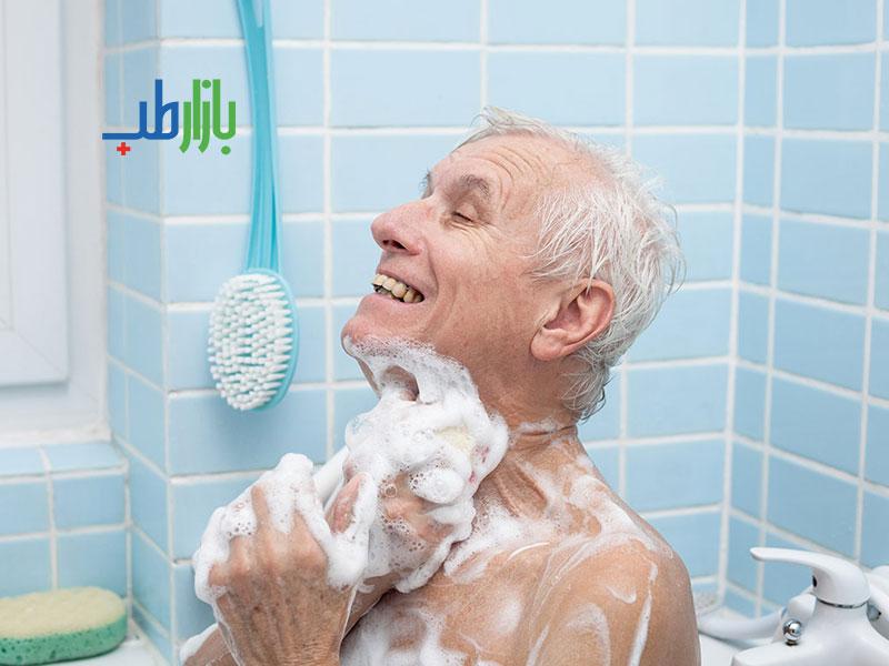 حمام سالمندان 2
