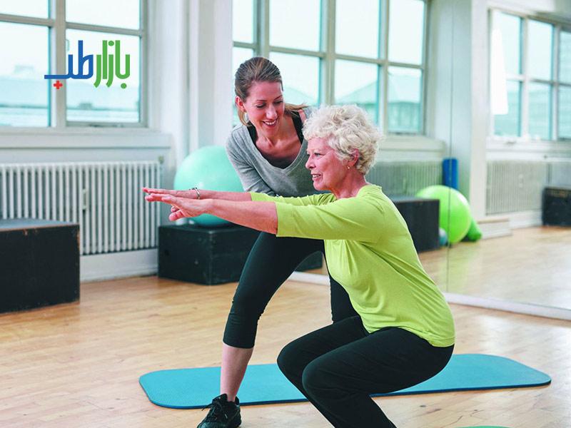تقویت عضلات زانو