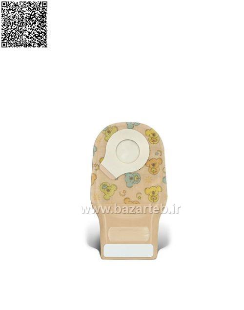 کیسه یک تکه شیردار یوروستومی اطفال قابل برش Little Ones کانواتک