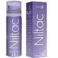 اسپری سیلیکون پاک کننده Niltac کانواتک