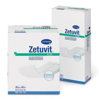 پانسمان فوق جاذب Zetuvit plus