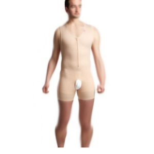گن لیپوساکشن شکم ، پهلو ، ران ، پشت و شانه مردانه MGm