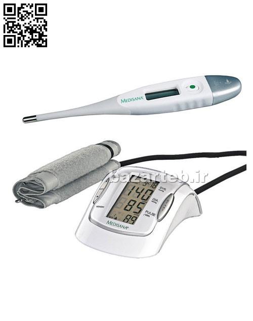 فشار سنج بازویی و ترمومتر-MTP-مدیسانا