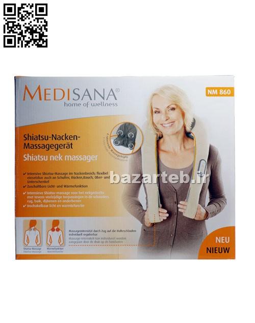 ماساژور گردن - NM 860 - مدیسانا