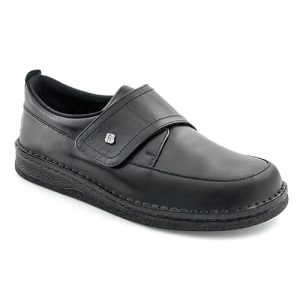 کفش طبی دیابتی مردانه چرمی برکمن مدل پرونتو Berkemann PRONTO