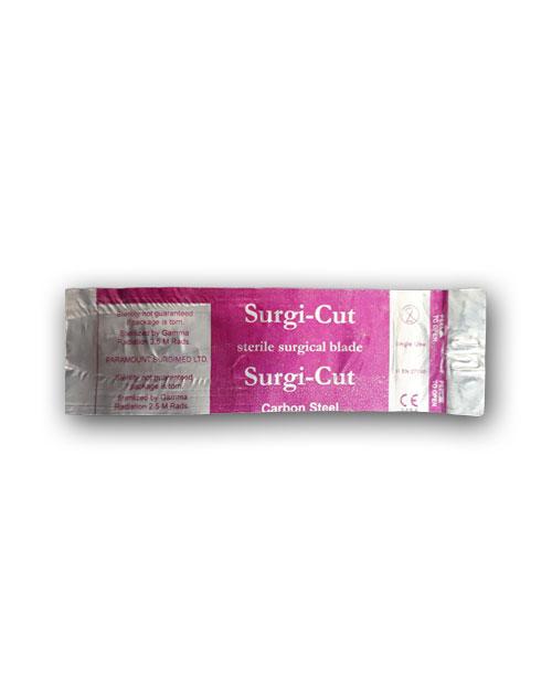 تیغ جراحی استریل سرجی کات Surgi-Cut