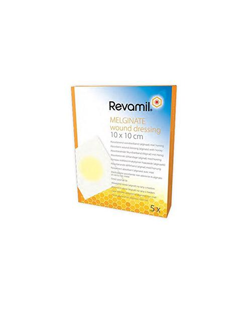 پانسمان آلژینات عسل روامیل (ملژینات)
