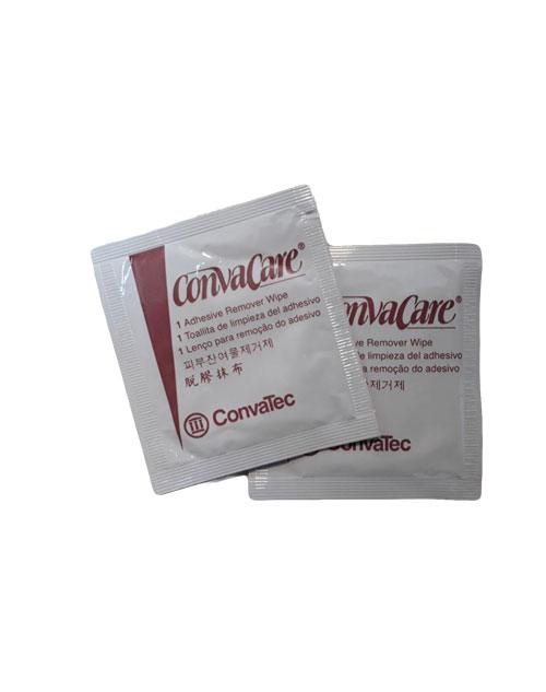 پد پاک کننده بقایای چسب کانواتک   Convatec Remover Pads