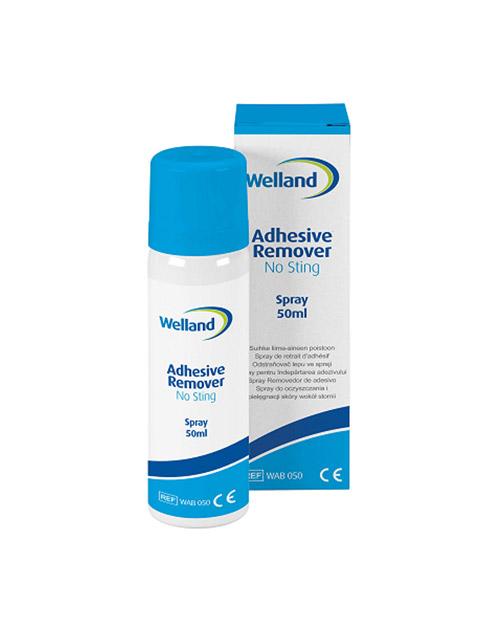 اسپری پاک کننده بقایای چسب وللند Welland Adhesive Remover Spray
