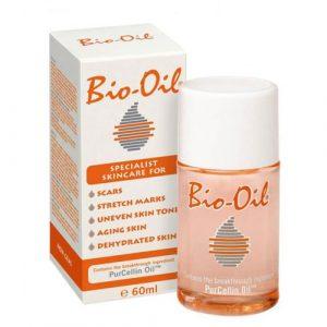 روغن مراقب پوست رفع اسکار و ترک پوست بایو اویل Bio-Oil