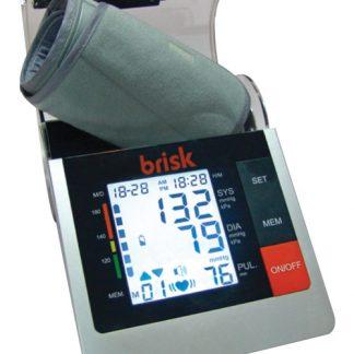 فشار سنج دیجیتالی بازویی بریسک PG800B10