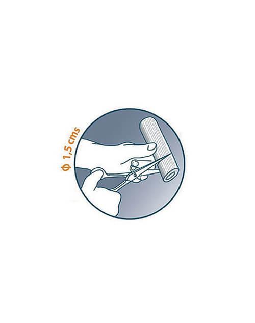لوله محافظ انگشت پا سیلیکونی پریم مدل CC337