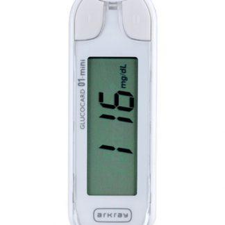 دستگاه اندازه گیری قندخون گلوکوکارد 01 مینی