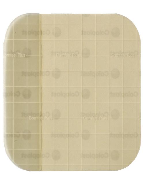 پانسمان هیدروکلوئید کامفیل شفاف کلوپلاست