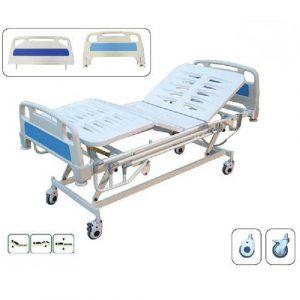 تخت بستری دو شکن مدل P310