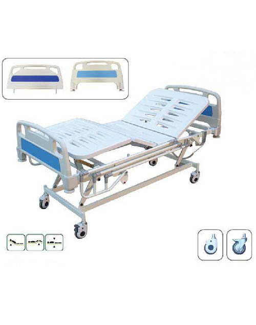 تخت بستری سه شکن مدل P310