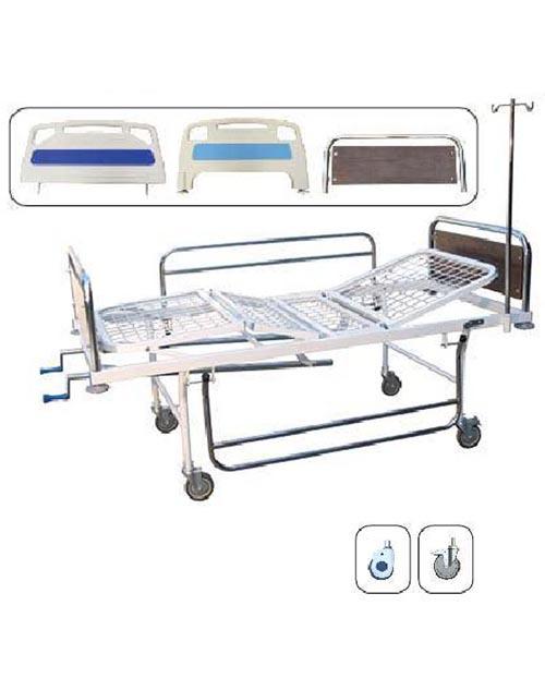 تخت بستری دو شکن مدل P 62