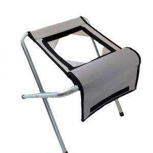 صندلی برزنتی توالت فرنگی شو