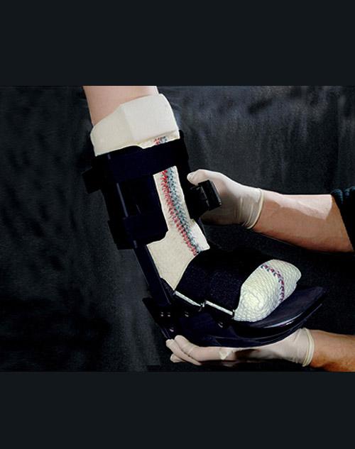 گچ محافظ پای دیابتی TCC-EZ درما ساینسز