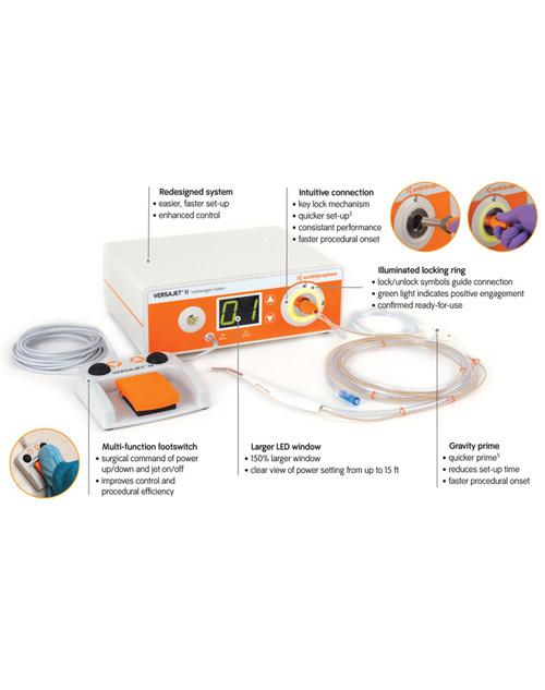 سیستم هیدروسرجری (جراحی با آب) ورساجت 2 VERSAJET II Hydrosurgery System