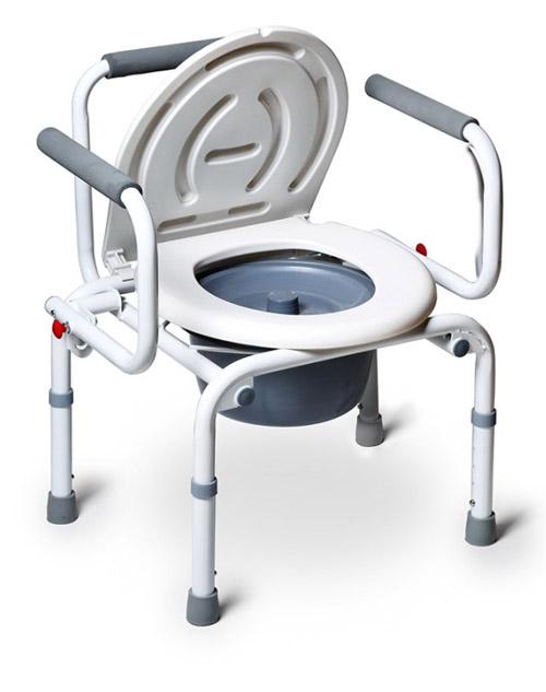 توالت فرنگی مبله ثابت زیکلاس مد مدل قابل تنظیم HY6535