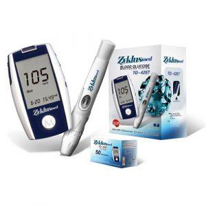 دستگاه اندازه گیری قند خون زیکلاس مد مدل TD4267
