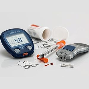 محصولات دیابت