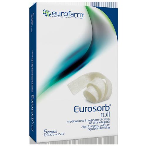 پانسمان کلسیم آلژینات یوروزورب یوروفارم
