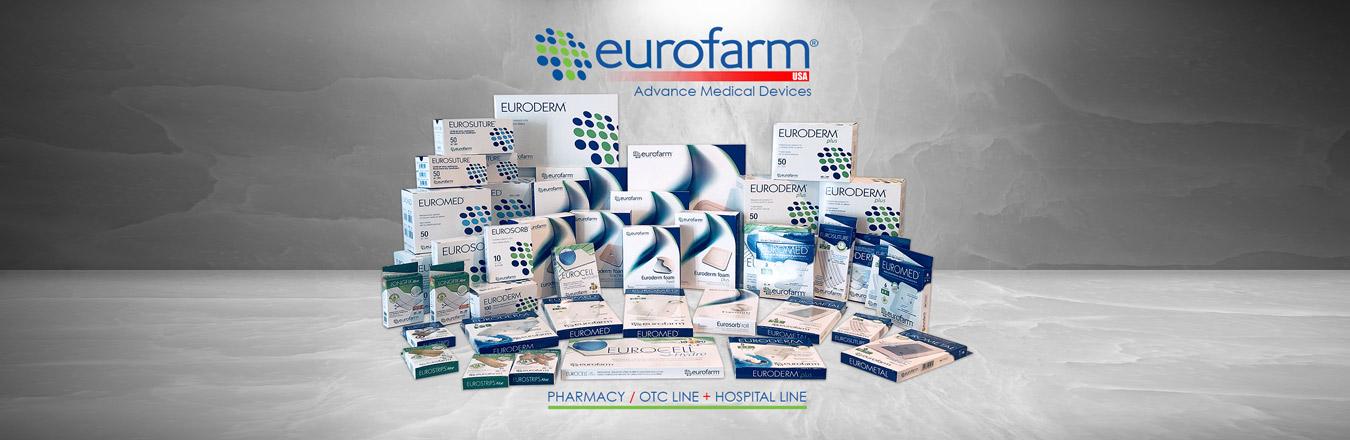 محصولات یوروفارم