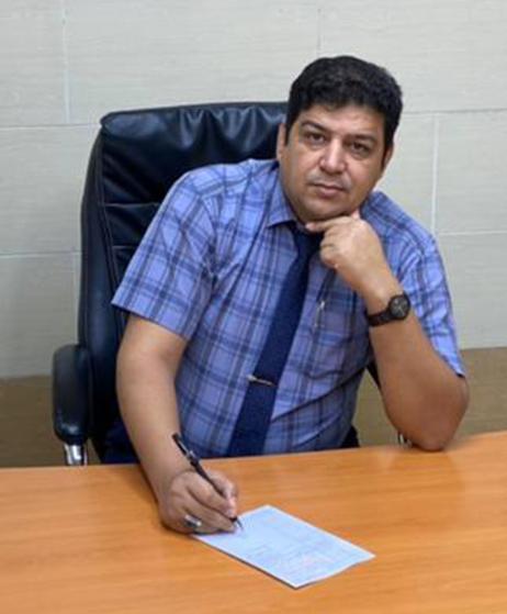 علی غلامی درمانگر زخم