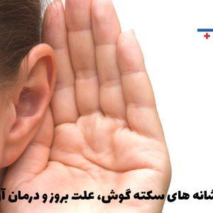 سکته گوش