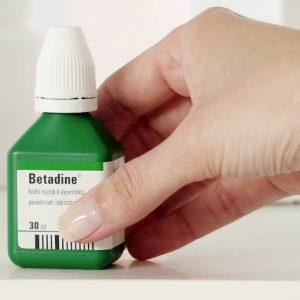 بتادین-Betadine