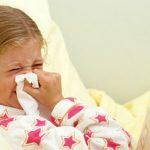 درمان تب و سرماخوردگی کودکان