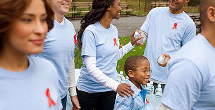 زندگی با ویروس HIV ایدز